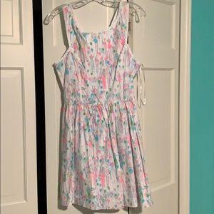 HOLY GRAIL Lilly Pulitzer pop sandrine dress